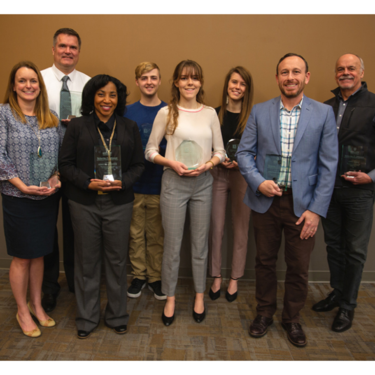 Kelley School Faculty And Staff Receive Recognition Awards News